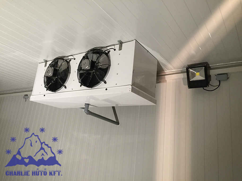 Hűtőházak és hűtőkamrák gyártása