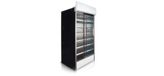 King DP-AT (+2°C…+8°C) - Beépített aggregátoros fali hűtők