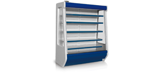 Rodos (+2°C…+8°C) - Beépített aggregátoros fali hűtők