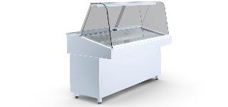 Tatiana S (+2°C…+8°C) - Hűtőpultok