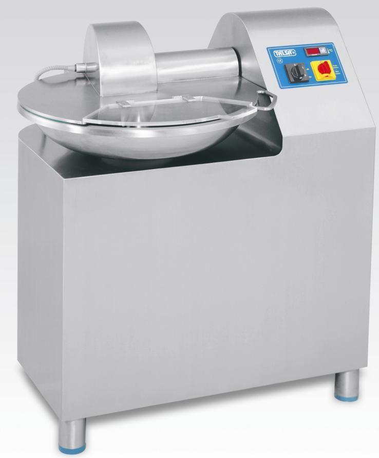 Talsa K30E kutter (30 literes cutter)