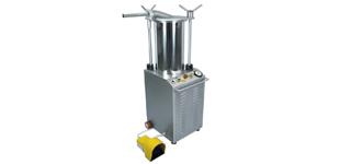 Hidraulikus kolbásztöltő 25 literes