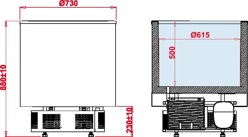 Impuls (+2°C...+10°C)