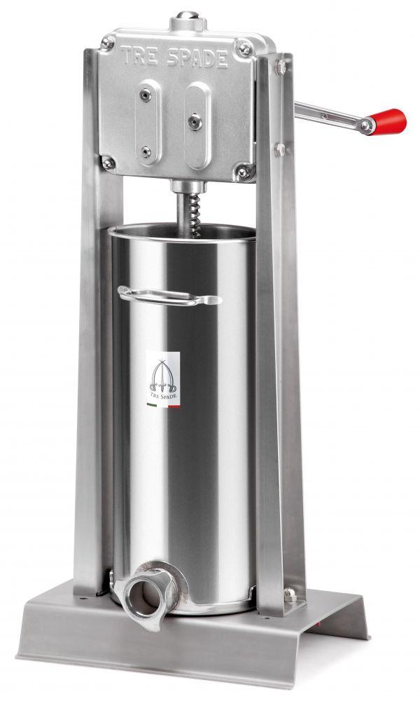 Facem (Trespade) kolbásztöltő mod 15 literes, inox álló