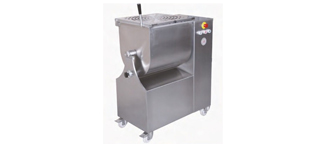 Kolbászkeverő gép 130 lit / 100kg 2 keverőkarral