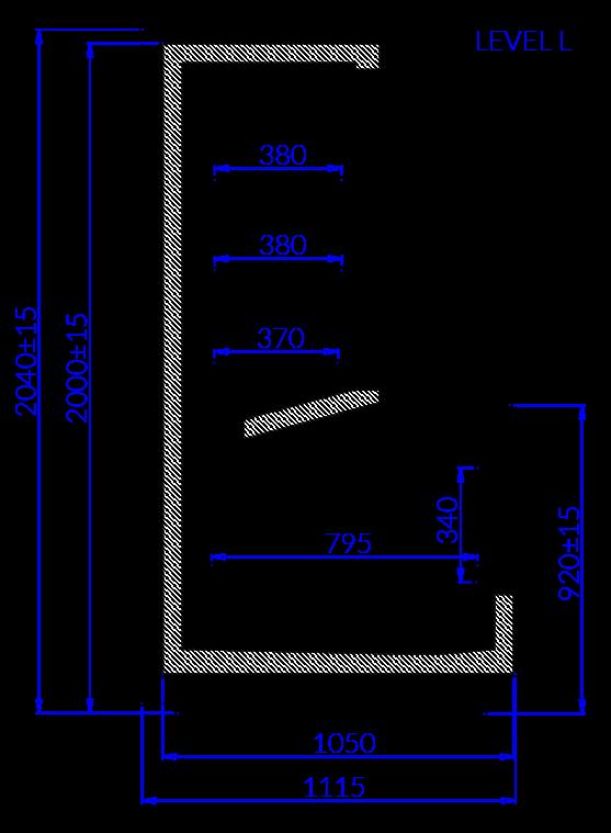 Level L (-15°C…-18°C)