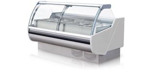 Santiago B (+30°C…+90°C) - Bolti hűtőberendezések
