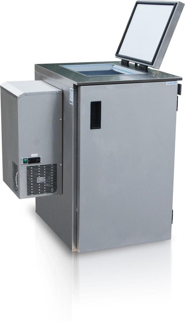 Orvosi hulladékhűtő (+4°C…+8°C)