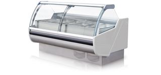 Santiago W Gastro (+1°C…+10°C) - Bolti hűtőberendezések