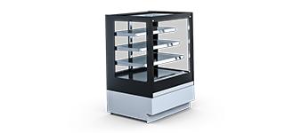 Cube 2 (+5°C...+15°C) - Bolti hűtőberendezések
