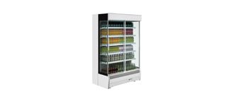 Bali DP-DU mod/C (+2°C...+10°C) - Fali hűtők, tejregálok, szárazáru