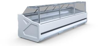 Jumbo (+1°C...+10°C) - Hűtőpultok