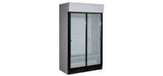 CG 10 GS (+4°C…+10°C) - Üvegajtós hűtőszekrények