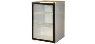 CG 165 GV (+2°C…+10°C) - Üvegajtós hűtőszekrények