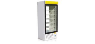 Jola 700.2 (+2°C...+8°C) - Üvegajtós hűtőszekrények