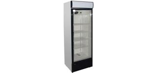 LG 350 (+2°C…+8°C) - Üvegajtós hűtőszekrények