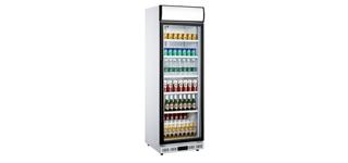 LG-402 DF - Üvegajtós hűtőszekrények