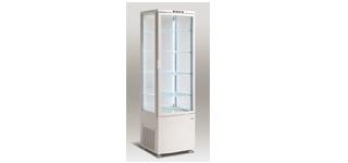 RTC 236 - Üvegajtós hűtőszekrények