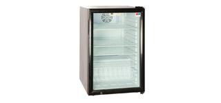 SC 130 (+0°C…+12°C) - Üvegajtós hűtőszekrények