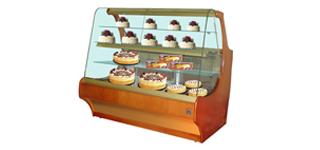WCh-1/CB (+3°C...+8°C) - Süteményes pultok